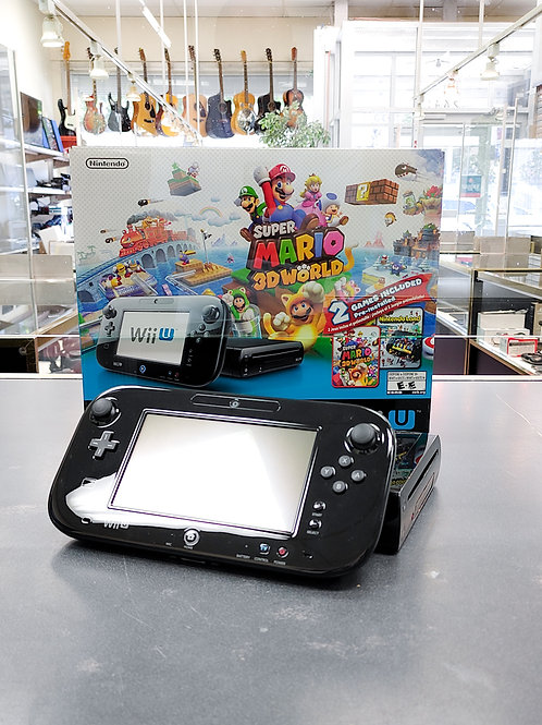Nintendo Wii U Deluxe Bundle