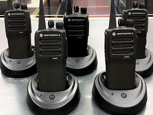 Motorola CP200D Portable Two-Way Radio