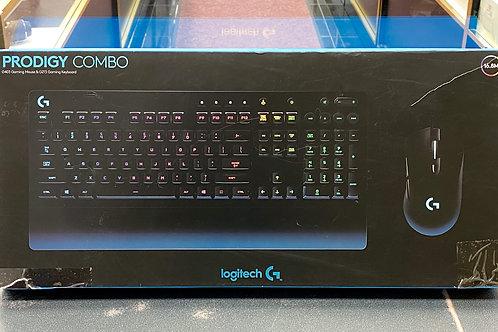 Logitech Prodigy Gaming Mouse & Keyboard Combo