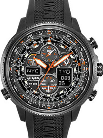 Citizen JY8035-04E Eco-Drive Navihawk A-T Watch