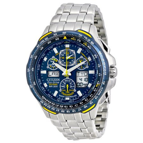 Citizen JY0040-59L Eco-Drive Skyhawk Watch