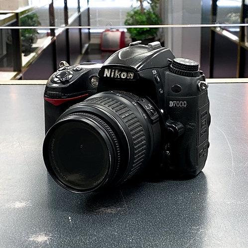 Nikon D700016.2MP Digital SLR Camera