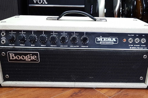 Mesa Boogie SOB Son of Boogie all tube Electric Guitar Amp Head in Ivory (V.G.)