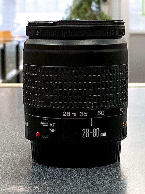 Canon EF 28-80mm Lens