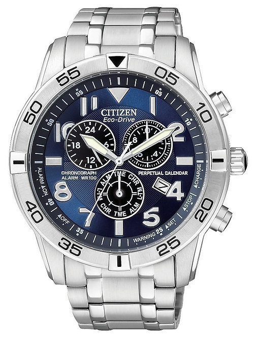 Citizen BL5470-57L Eco-Drive Perpetual Calendar Watch