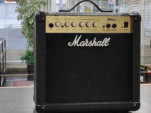 Marshall MG15CD 2-Channel 15-Watt Guitar Amp