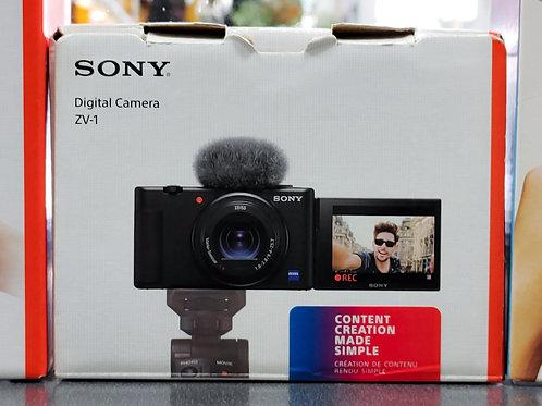 Sony Cyber-shot ZV-1 Content Creator Vlogger