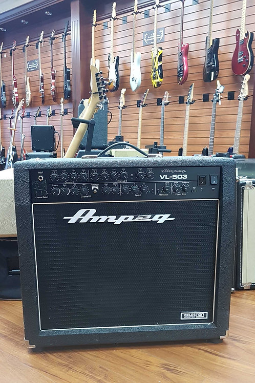 Ampeg VL-503 Amp with Cover