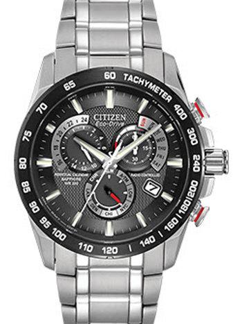 Citizen AT4008-51E Eco-Drive Perpetual Chrono Watch