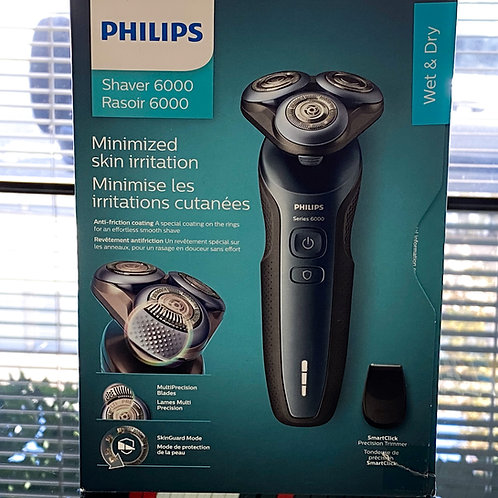 Philips Series 6000 Rotary Shaver