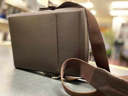 Louis Vuitton Bobby Shoulder Bag - LV Monogram Glace Leather for Men