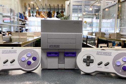 Super Nintendo Classic Edition Console
