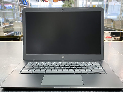 """HP (14-db0002ca) 14"""" Chromebook (AMD A4-9120C, 4GB RAM, 64GB eMMC) Laptop"""