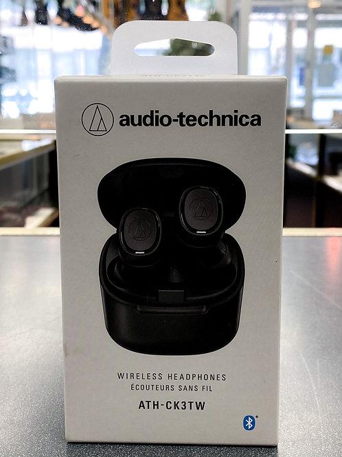 Audio Technica In-Ear Truly Wireless HeadphonesATH-CK3TW