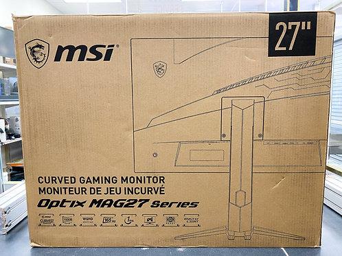 "MSI27"" LED Curved Gaming MonitorOptix MAG272CQR"