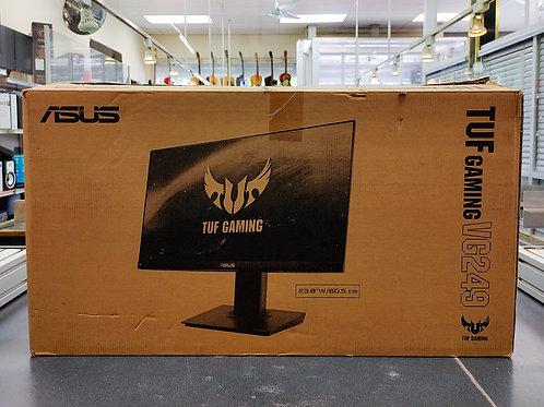 "ASUS TUF 24"" FHD 144Hz 1ms GTG IPS LED FreeSync Gaming Monitor (VG249Q) - Black"