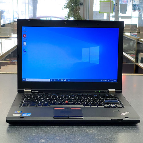 "Lenovo ThinkPad T420i(14"" /i3/Win10 Pro / 4GB RAM / 160GB HD) Laptop"
