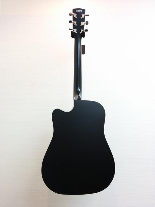 Cort MR100F Acoustic Electric Guitar Matte Black EX