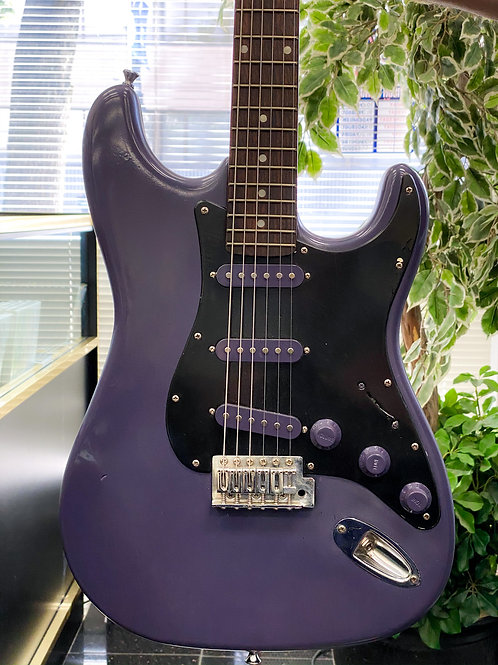 Burswood Strat Style Electric Guitar