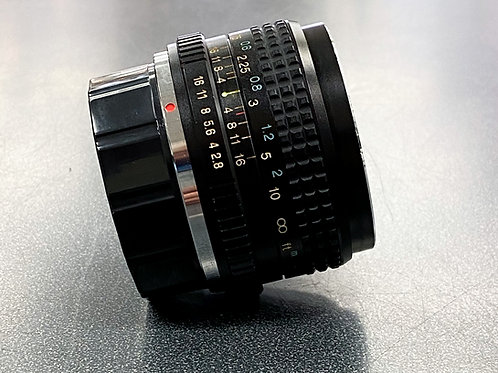 Tokina RMC 28mm f/ 2.8 MF Wide Angle Manual Lens for Pentax