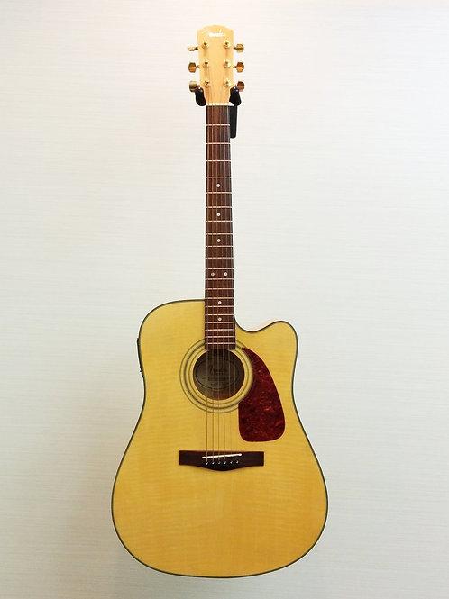 Fender DG-22CE-NAT Acoustic Electric Guitar (EXC.)