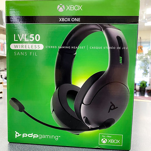 PDP Gaming LVL50 Wireless Stereo Gaming Headset