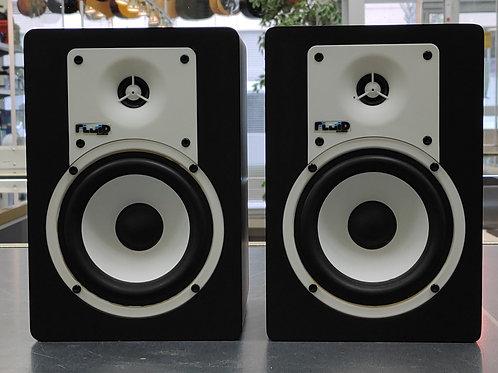 "Fluid Audio C5BT 5"" Bluetooth Powered Studio Monitors (Pair)"