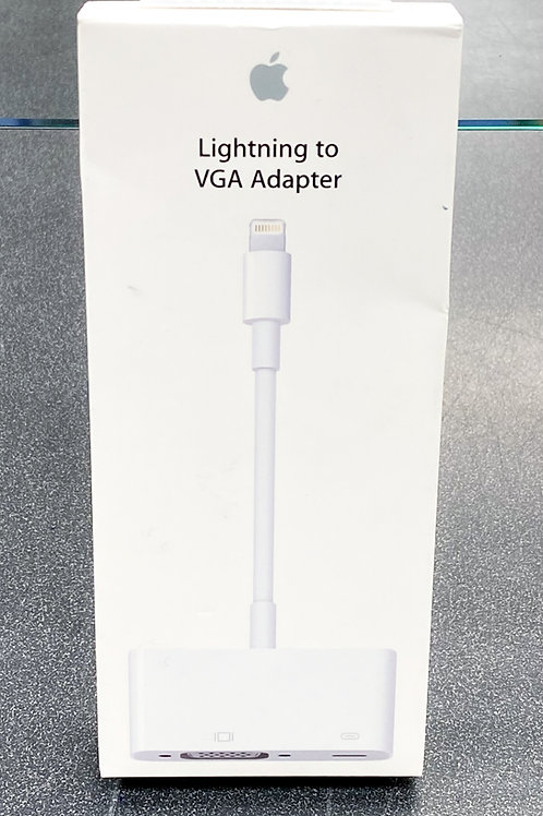 Apple Lightning to VGA Adapter A1439