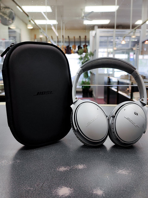 Bose QuietComfort 35 II Over-Ear Noise Cancelling Bluetooth Headphones