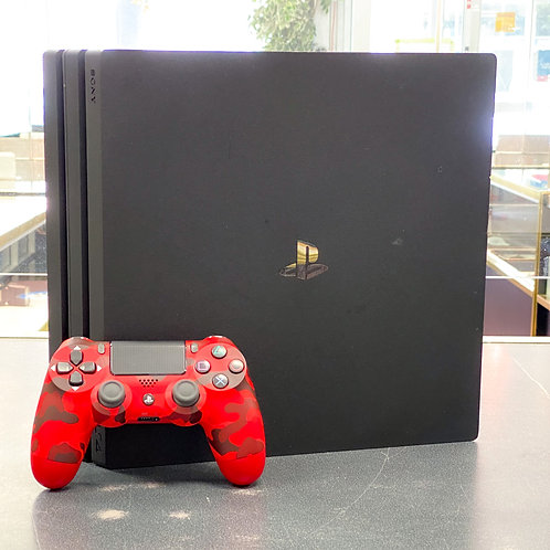 SonyPlayStation 4 Pro 1TB Gaming Console