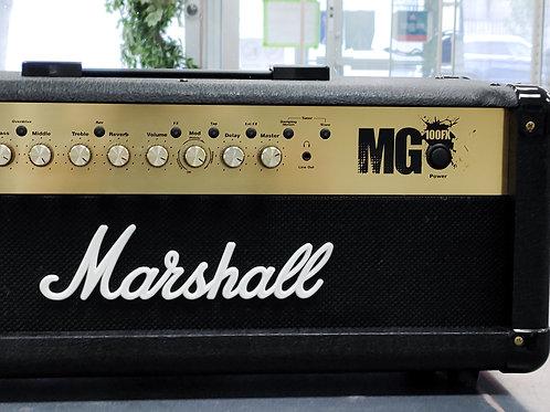 Marshall MG100HFX - 100 Watt Head with Effects