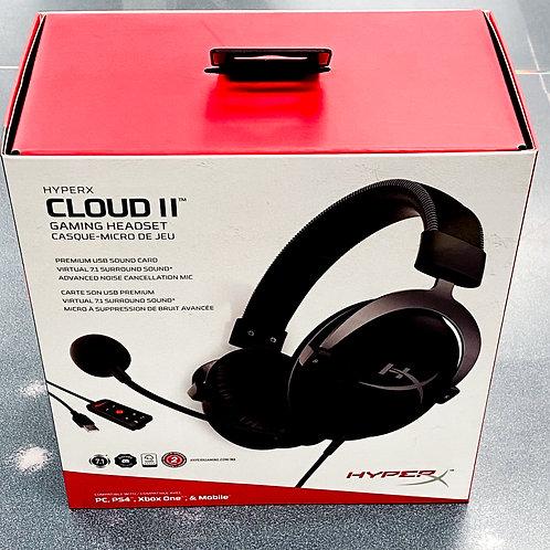 HyperX Cloud II Over-Ear Gaming Headset