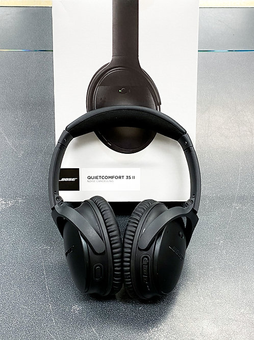 Bose QuietComfort 35 II Noise Cancelling Bluetooth Headphones