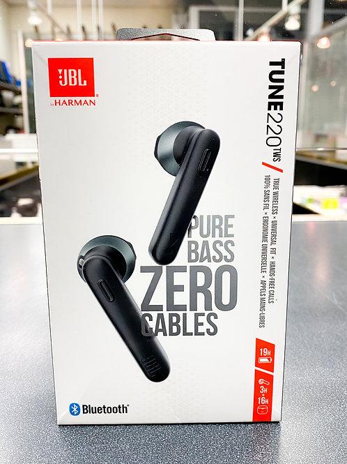 JBL Tune 220TWS In-Ear Truly Wireless Headphones