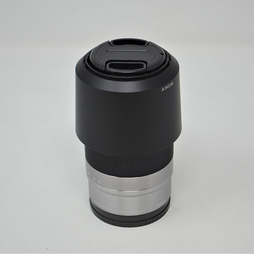 Sony E 55-210mm f/4.5-6.3 OSS Zoom Lens