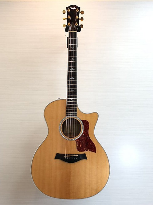 Taylor 614CE 2008 Acoustic Electric Guitar (Exc.)