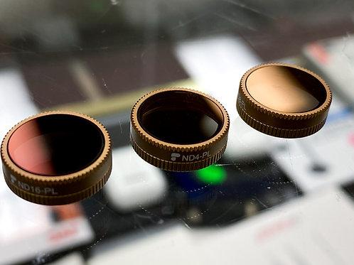 PolarPro Standard Series - Filter 3-Pack (ND4, ND8, ND16) for DJI Mavic Air