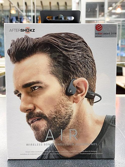 AfterShokz Air Bone Conduction Bluetooth Headphones - Slate