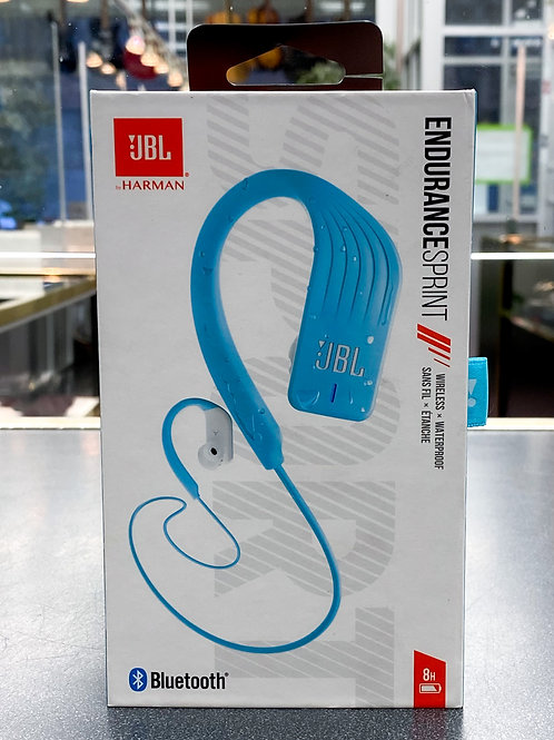 JBL Endurance Sprint IPX7 Waterproof Bluetooth Wireless In-Ear Sport Headphones