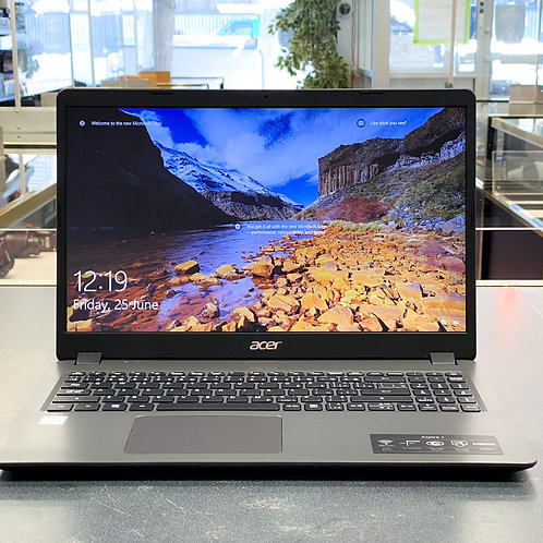 "Acer Aspire 3 15.6"" Laptop - Black"