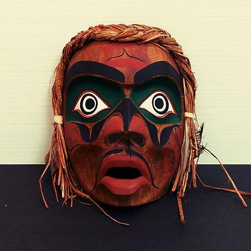 Lekwiltok Portrait Mask By Unknown Artist