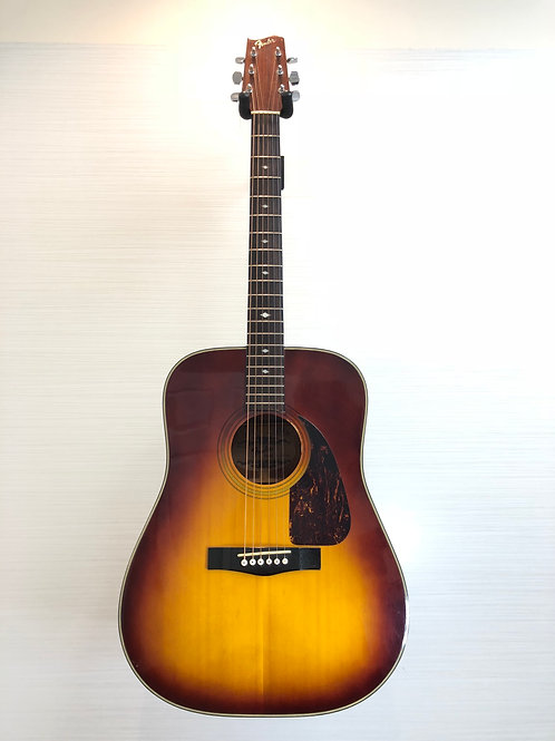 Fender F-220SB Acoustic Guitar (V.G.)