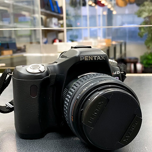 Pentax *ist DL2 6.1MP K-Mount DSLR Camera