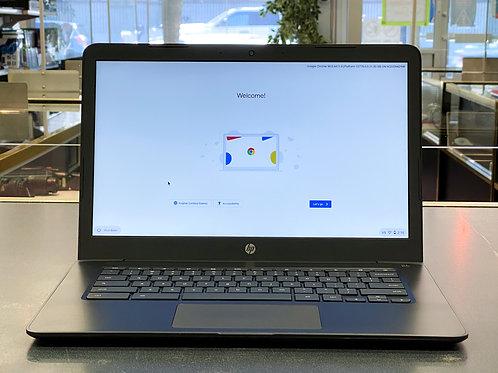 """HP Chromebook 14""""(AMD A4-9120 Processor,4GB RAM,32 GB eMMC Storage) Laptop"""