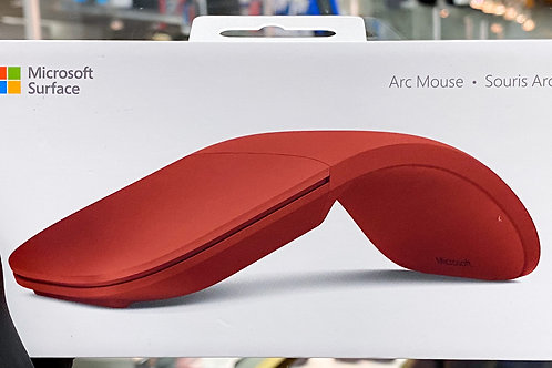 Microsoft Surface Arc Mouse - Poppy Red