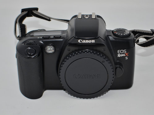 Canon EOS Rebel X S 35mm Film SLR Camera Body