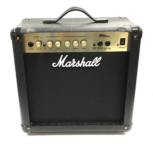 Marshall MG 15CD Black Amp