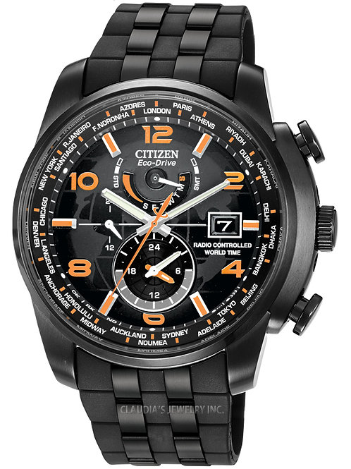 Citizen AT9015-08E Eco-Drive World Time A-T Ltd Edition Watch