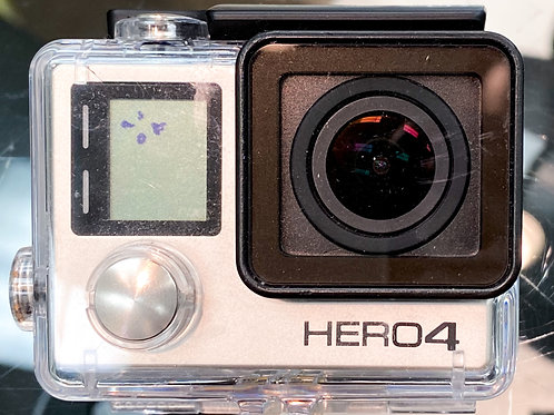 GoPro HERO4 Black Edition - Slight Cosmetic Damage Only