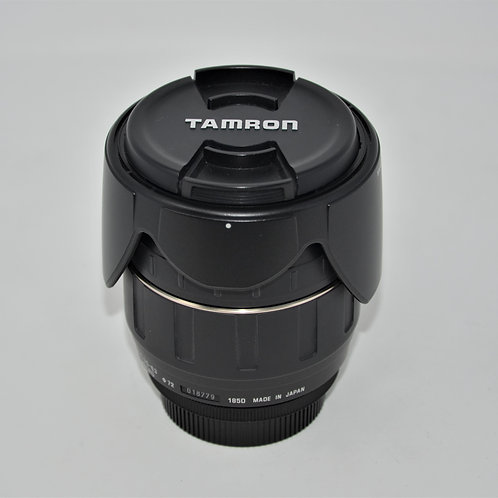 Tamron 28-300mm Lens for Nikon 1:3.5-6.3 AF Aspherical LD (IF)